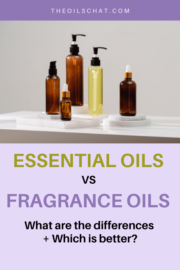 Essential Oils vs Fragrance Oils: What Is The Difference?   The Oils Chat